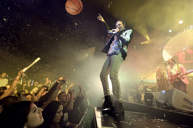 Win Butler, Common, NBA All-Star Game