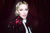 Madonna Entices and Fights Man-Bulls in 'Living For Love' Music Video