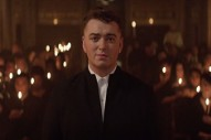 Sam Smith Buries His Groom in the Somber 'Lay Me Down' Video