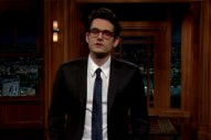 John Mayer Hosts the 'Late Late Show,' Does Surprisingly Great Job