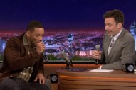 Watch Will Smith and Jimmy Fallon Rap 'It Takes Two' on 'Tonight Show'