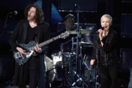 Q&A: Annie Lennox Talks Grammys Collaboration With Hozier, 'Fifty Shades of Grey'