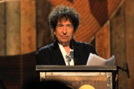 Bob Dylan Gives Impassioned MusiCares Speech About Critics and Heroes