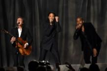 Kanye West, Rihanna, Paul McCartney, FourFiveSeconds