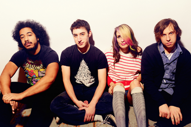 Speedy Ortiz, Raising the Skate