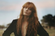 Florence + the Machine Announce Third Album, 'How Big How Blue How Beautiful'