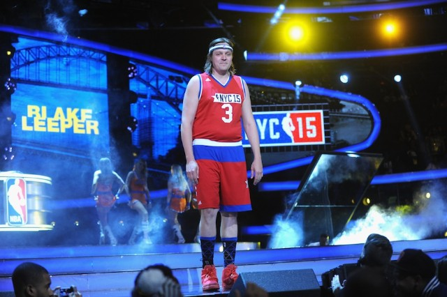 Arcade Fire's Win Butler Leads Team to NBA All-Star Celebrity Game Win