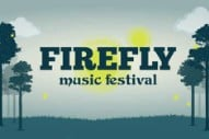 Firefly Music 2015 Lineup: Modest Mouse, Morrissey, Spoon, and More