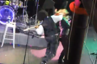 Afroman Arrested After Punching Woman in the Face at His Concert