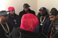 Hear Dipset's Four Core Members Reunite and 'Do Something'