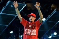 Vanilla Ice Arrested on Burglary and Grand Theft Charges in Florida
