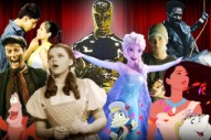 Every Oscar Winner for Best Original Song, Ranked