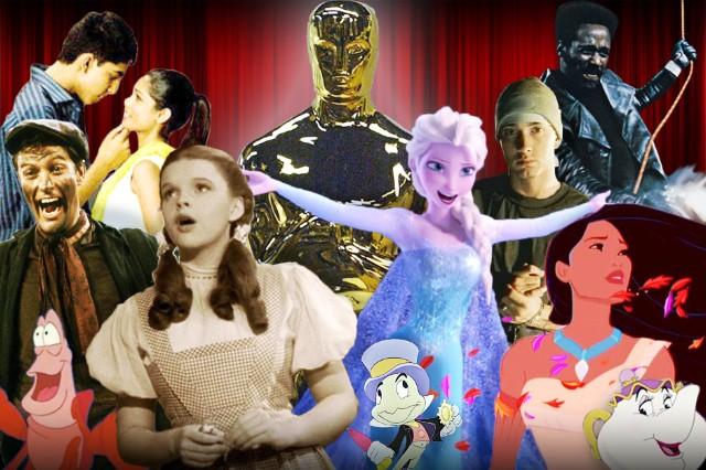 The Oscars, Best Original Song, Academy Awards