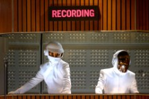 Daft Punk Nile Rogers Film New Album Chic
