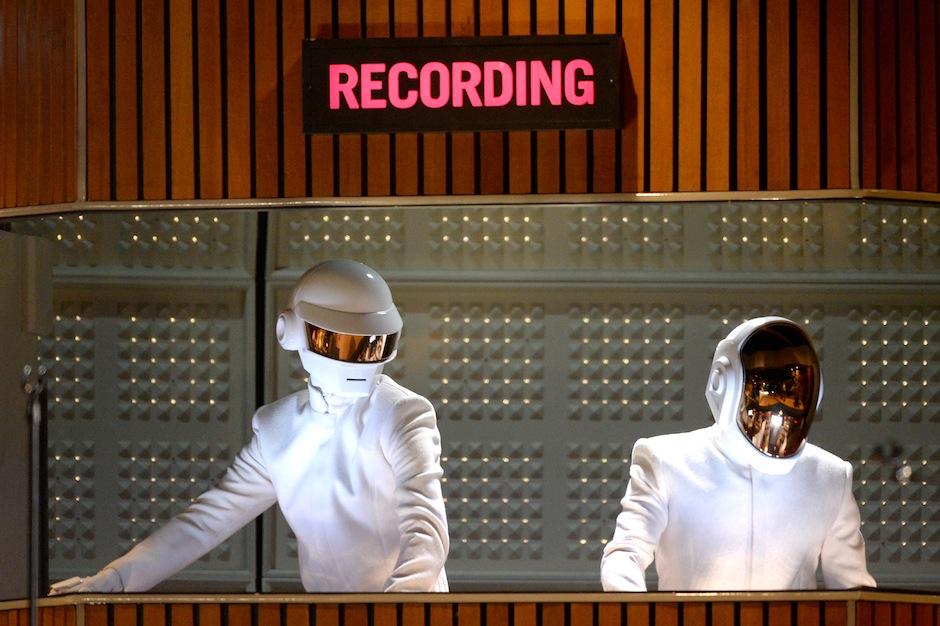 Daft Punk Nile Rogers Film New Album Chic