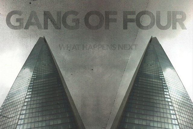 Gang of Four, What Happens Next, Stream
