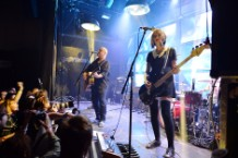 Pixies, Tour Dates