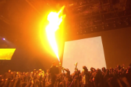 Kanye West Debuts 'All Day' at the BRIT Awards