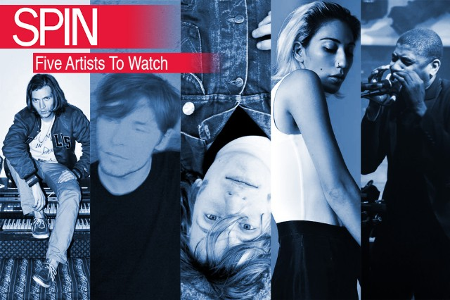 five to watch