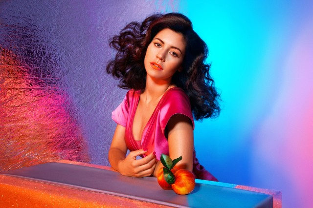 Marina Diamandiss Leaked Cell Phone Pictures