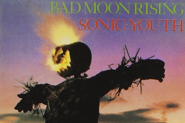 Sonic Youth Bad Moon Rising Reissue April