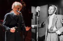 Bob Dylan, Frank Sinatra