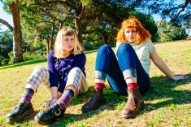 Girlpool Revisit Childhood on Their Debut Album, 'Before the World Was Big'