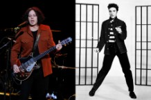 Jack White, Elvis