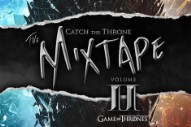 Snoop Dogg, Talib Kweli, Mastodon, More To Appear On 'Game of Thrones' Mixtape
