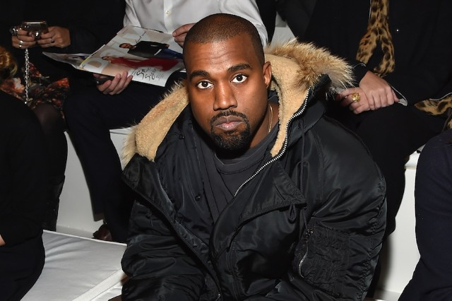 Kanye West Premiered His 'All Day' Video During Paris Fashion Week