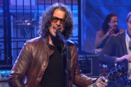 Chris Cornell Joins Zac Brown Band For Heavy-Headed 'SNL' Performance