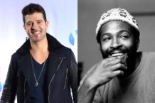 Marvin Gaye, Robin Thicke