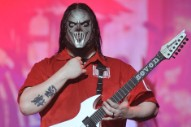 Slipknot's Mick Thomson Sent to Hospital Following Knife Fight With Brother