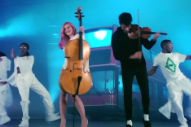 Clean Bandit Get 'Stronger' in Bombastic New Video