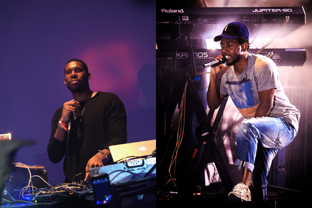 Flying Lotus, Kendrick Lamar