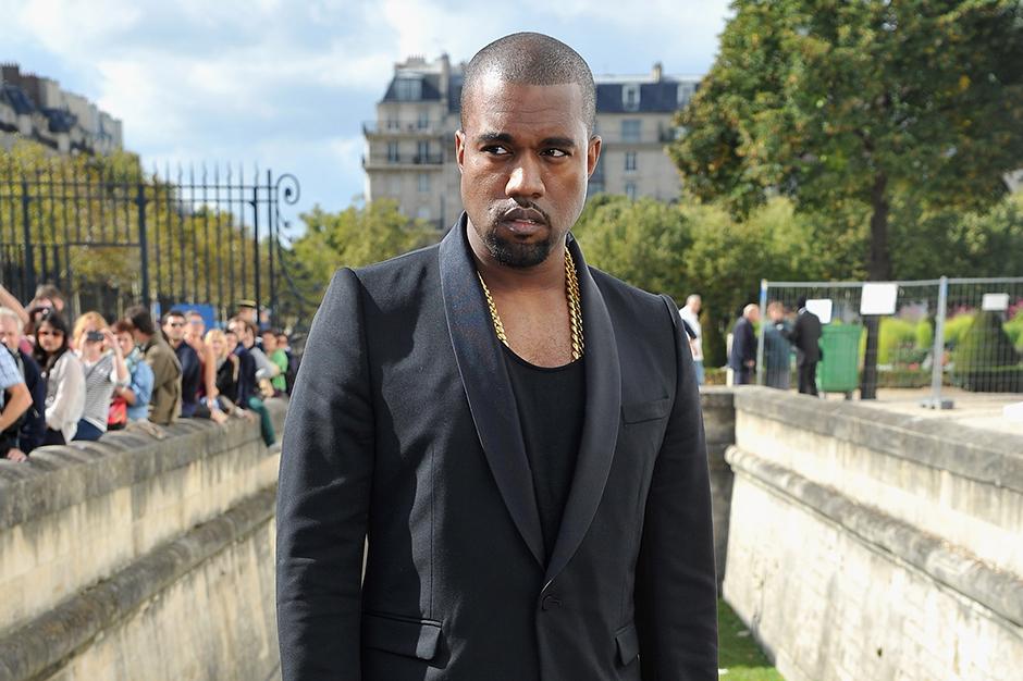 Kanye West, Glastonbury