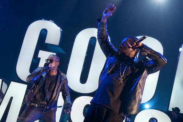 Kanye West, Pusha T