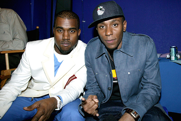 Kanye West, Mos Def