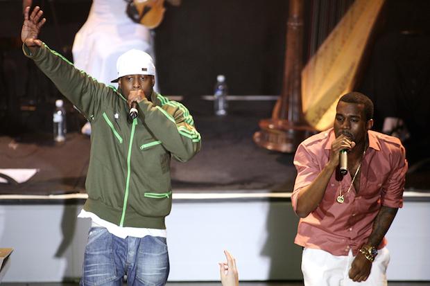 Kanye West, Talib Kweli