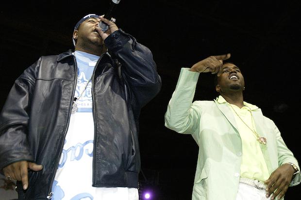 Kanye West, Twista