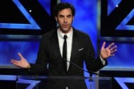 Sacha Baron Cohen Won't Be Returning to the Queen Biopic After All