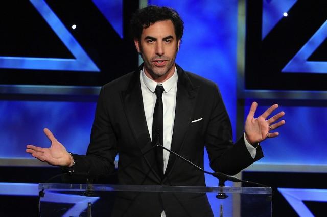 Sacha Baron Cohen Queen Biopic