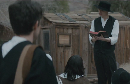 Brandon Flowers Recounts a Nathaniel Hawthorne Story in 'Can't Deny My Love' Video