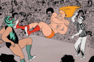 Stream the Mountain Goats' Pro Wrestling-Themed 'Beat the Champ'
