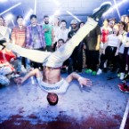 Red Bull Music Academy's Bounce Ballroom Sweats It Out in Brooklyn