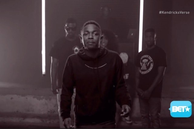 Kendrick Lamar and TDE