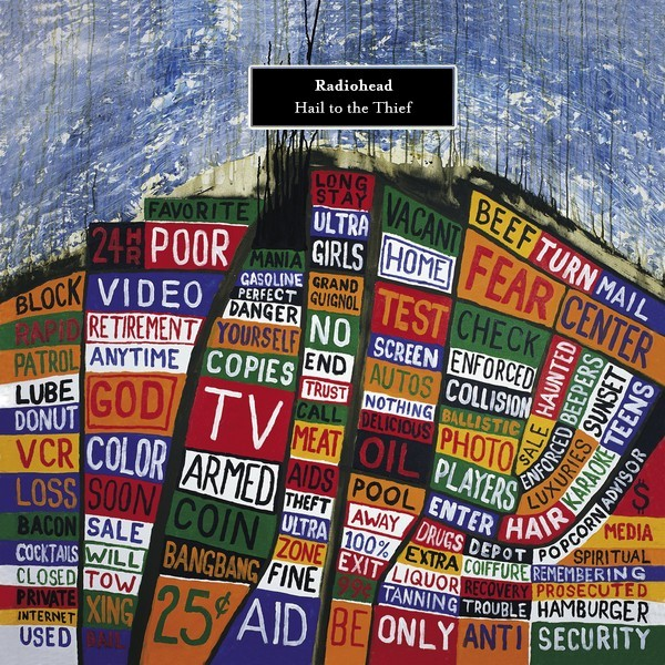 Review: Radiohead, 'Hail to the Thief' | SPIN