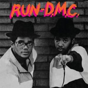 Run-DMC self-titled album cover