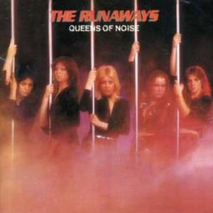 The Runaways Queens of Noise album art