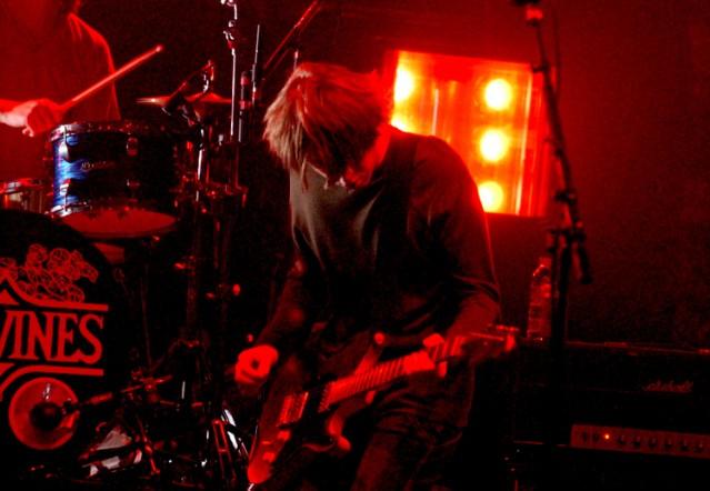 The Vines Aussie Invasion Tour - April 7, 2004